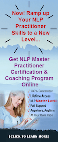 NLP Master Practitioner Training image